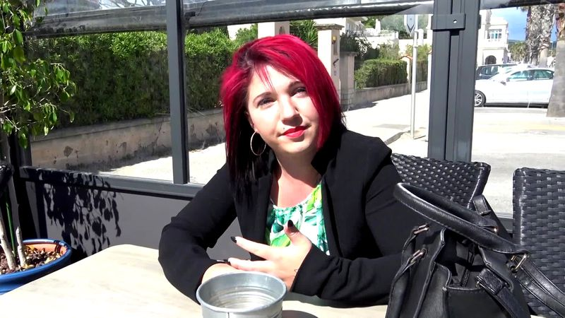 Emilie, 26, hairdresser and perverse!